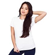 Women's Fine Jersey Short Sleeve T
