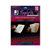 Body Art Transfer Paper