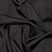"Black Pimatex Cotton 45"""