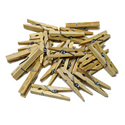 Mini Spring Clothespins