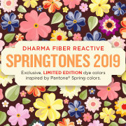 Limited Edition Fiber Reactive SpringTones For 2019