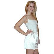 Silk Boxer Shorts