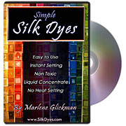 Simple Silk Dyes by Marlene Glickman