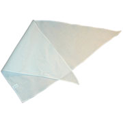 "Triangle Cotton Bandanas 22""x22""x29"" - 12 pack"