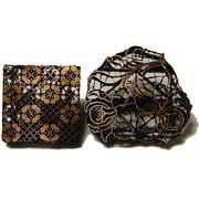 Copper Batik Tjaps