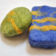 Felt Covered Soaps