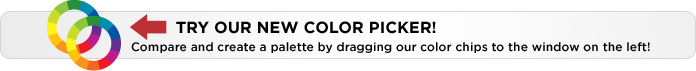 Try out our color palette