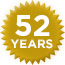 44 Years