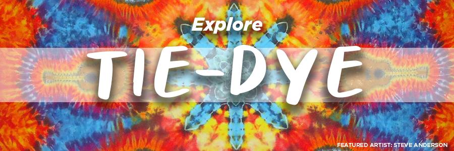 Explore Tie-Dye