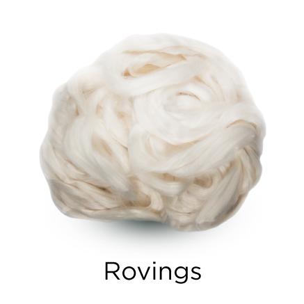 Yarn and Roving: Roving