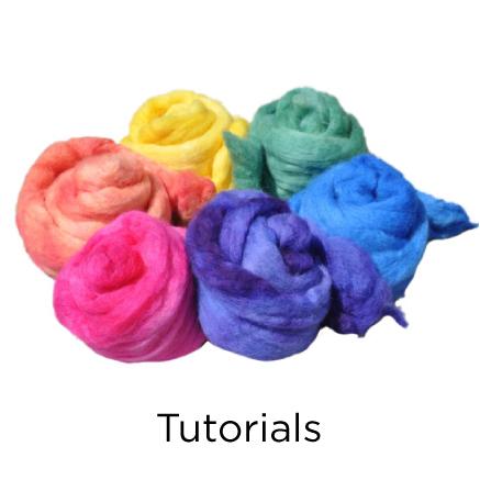 Yarn and Roving: Tutorials