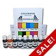 Colorhue Silk Dyes - 10 Color Set
