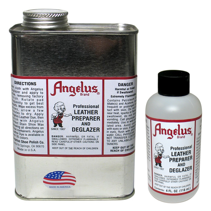 Angelus Leather Preparer And Deglazer 1 Oz by Angelus QFUFp