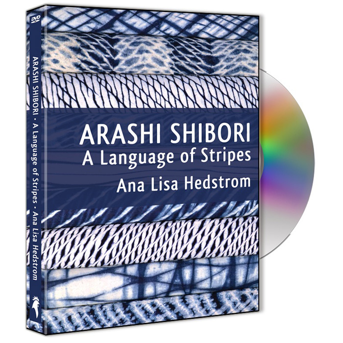 Arashi Shibori: A Language of Stripes
