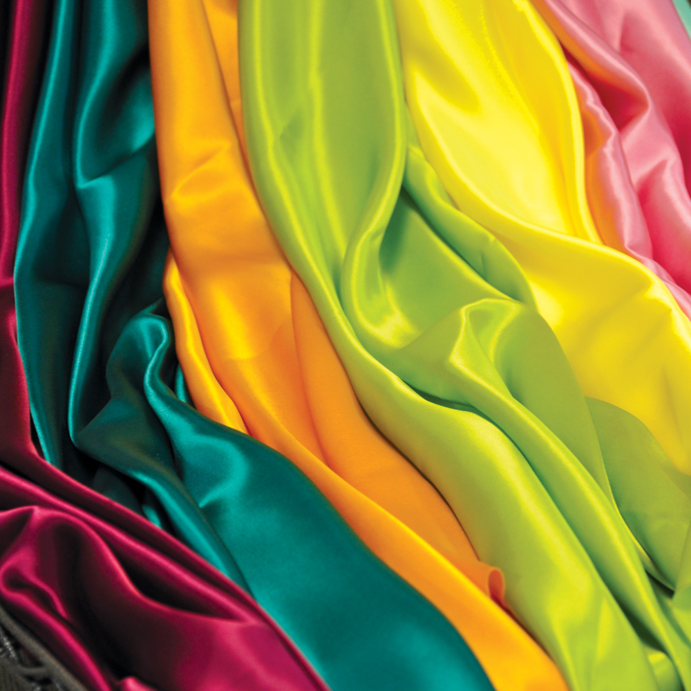 12mm charmeuse silk crepe satin