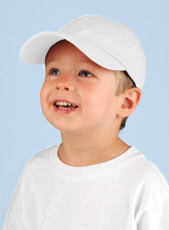 Infant Or Toddler Baseball Cap (Rabbit Skins Style 6909Y) 254a9a96465