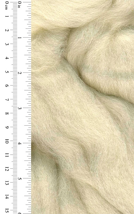 Corriedale Wool Roving One Ounce Assorted Colors for Felting and Spinning Medium Natural