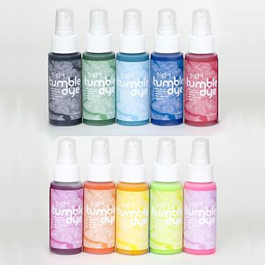 Tumble Dye Tie-dye - Spray Dyes - 2 oz.