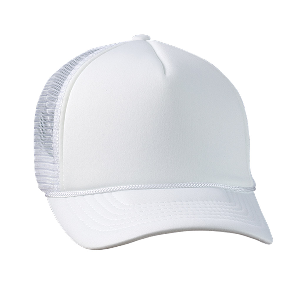 3c3bb6166a32f Polyester Foam Trucker Hat. Valucap Style VC700