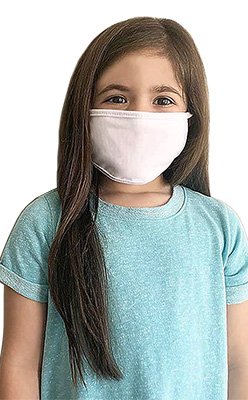Kid's and Youth 2-ply Face Masks