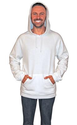 Adult Fleece Pullover Hoodie