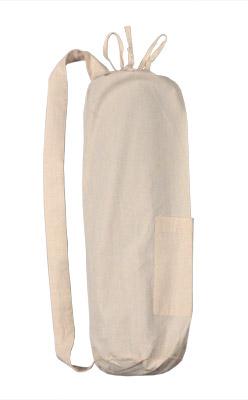 Cotton Blacu Yoga Bag