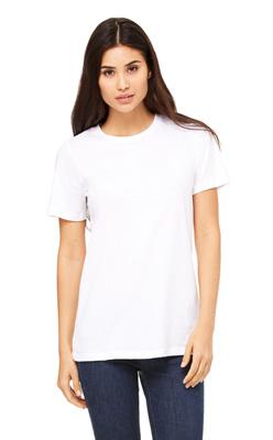 Women's Relaxed Jersey Short Sleeve Tee