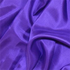 "Purple Silk Habotai 8mm 45"""