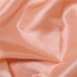 """Peach Silk Habotai 8mm 45"""""""