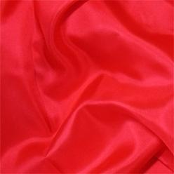 """Chinese Red Silk Habotai 8mm 45"""""""