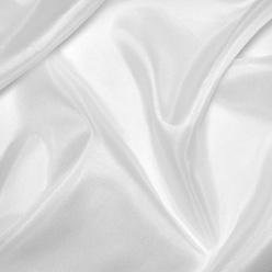 """Optic White Silk Habotai 8mm 45"""""""