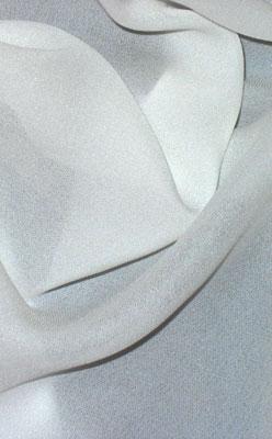"""Silk Double Chiffon 16mm 45"""""""