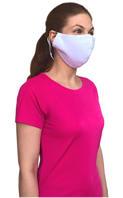 Cotton Jersey Face Mask