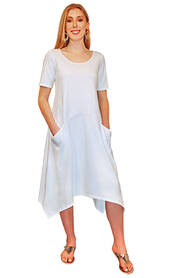 Curvy Pocket Dress