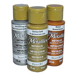 DecoArt Dazzling Metallics