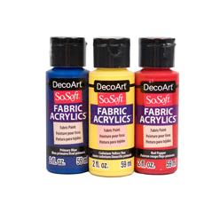 DecoArt SoSoft Opaque Fabric Paint