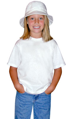 Fruit Of The Loom Children's T's (Fruit of the Loom Heavy Cotton HD Youth T-Shirt)