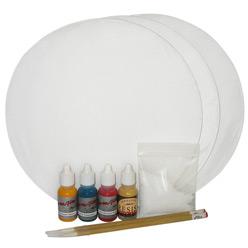 Silk Hoop Painting Kit
