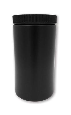 Jacquard Black Jar - Quart