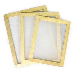 Jacquard Blank Screen Printing Frames -DISCONTINUED