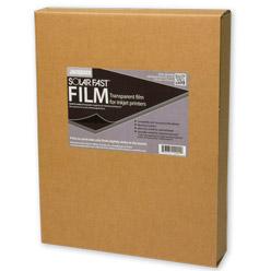 Jacquard SolarFast Film 100 Pack - 8.5x11 sheets