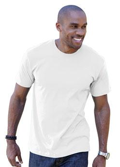 Adult Fine Jersey Short Sleeve T-Shirt