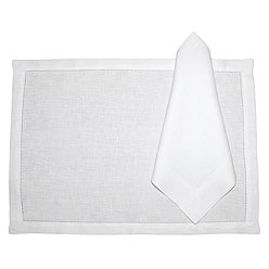 100% Linen Napkins, Placemats, Table Runners