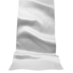 Machine Hemmed Silk Charmuese 19.5mm