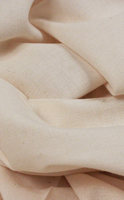 """100% Cotton Natural and Bleached Muslin 36"""""""