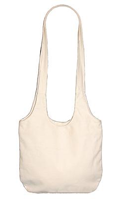 Medium Lined Shoulder Bag