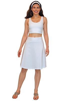 Dharma Roll Waist Skirt