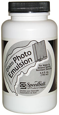 Diazo Photo Emulsion
