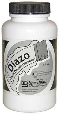 Diazo Photo Emulsion Remover
