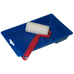Paint Roller with Tray